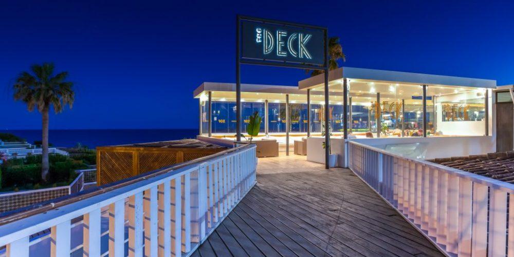 The Deck Bar