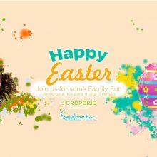 Easter 2019 La Creperie