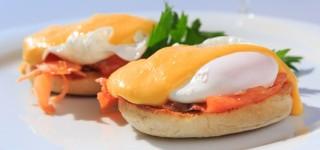 Bacon & poached egg