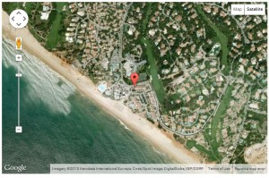 sandbanks location